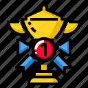 trophy, winner, victory, award, cup