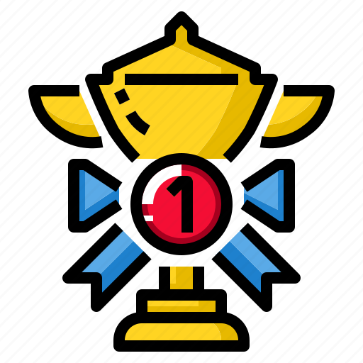 award, cup, trophy, victory, winner icon