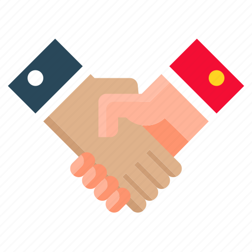 business, deal, handshake, partnership, shake icon