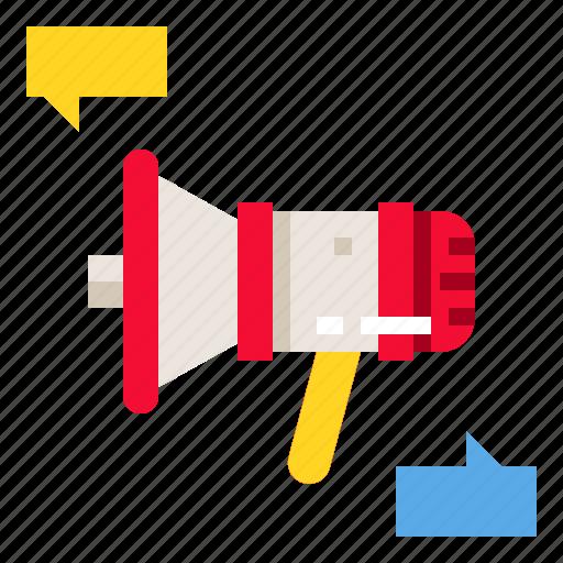 business, communication, digital, marketing, online icon