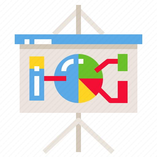 business, concept, infographic, marketing, presentation icon