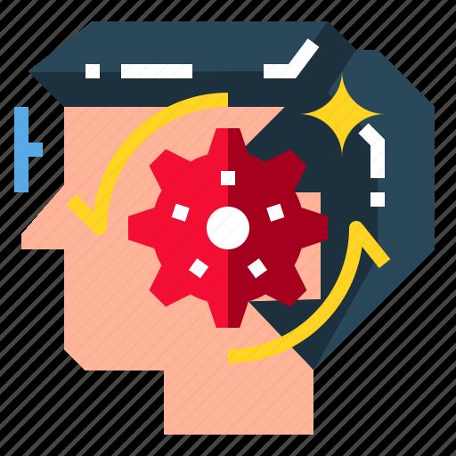 business, concept, design, process, step icon