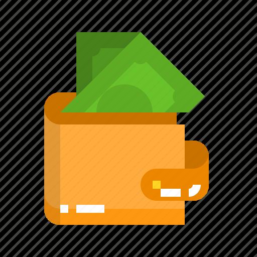 Cash, dollar, finance, money, wallet icon - Download on Iconfinder