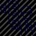 bill, bukeicon, business, contract, invoice, receipt icon
