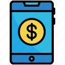 banking, mobile, payment, business, transaction, phone, money