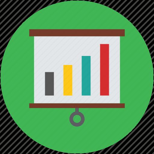 analysis, analysis chart, business chart, business graph icon