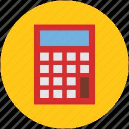 calculate, calculation, calculator, economy, finance icon