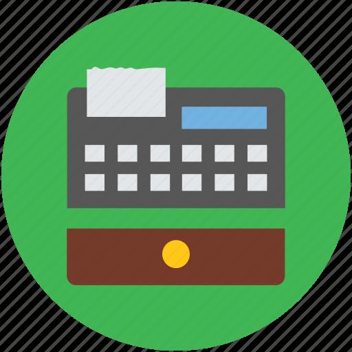 calculator, calculus, economic, equipment, finance, receipt icon
