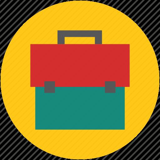 briefcase, businessman, career, manager, portfolio icon
