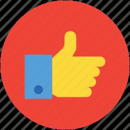 confirm, good, hand, like, ok, okay, sign icon