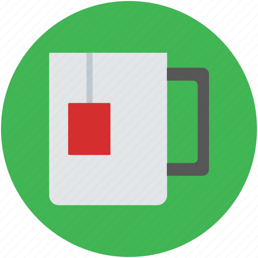 beverage, hot drink, instant tea, tea, tea mug icon