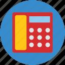 communicate, communication, dial, digital, office, telephone