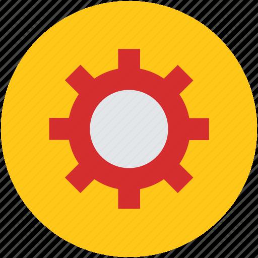 cog, cogwheel, gear, gear wheel, options, settings icon