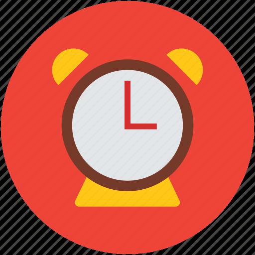 alarm, clock, retro, timepiece, timer, watch icon