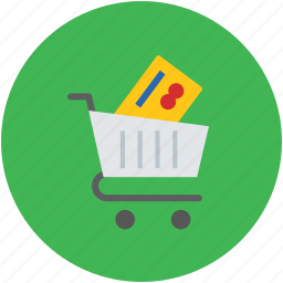 cart, concept, ecommerce, marketplace, online, shopping icon