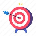 arrow, goal, aim, sales, marketing, business, target