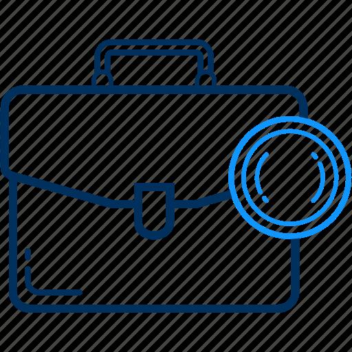 business, portfolio icon