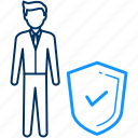 antivirus, security icon