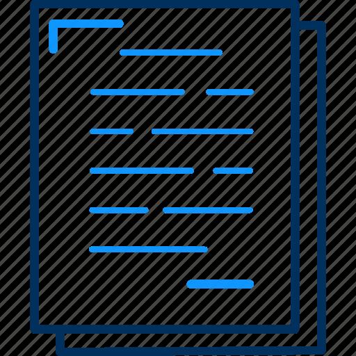 copied, sheet icon