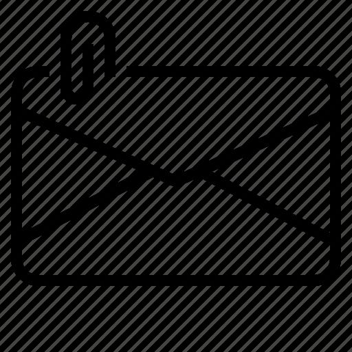 attachment, email attachment, mail, mail attachment, mailing, sending email, sending mail icon