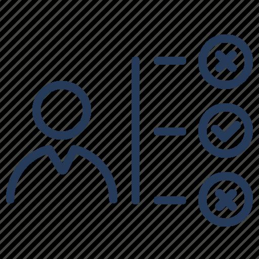 business, decision, finance, option icon