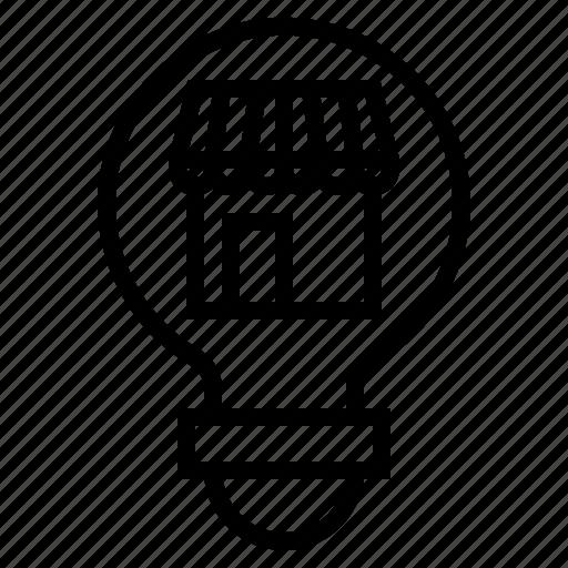 business, business idea, finance, home business idea, idea, make money idea, small business idea icon