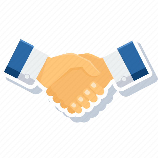 business, contract, deal, handshake, meeting, office, partnership icon