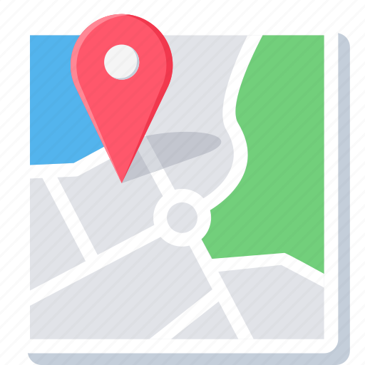 country, gps, location, map, navigation, place, pointer icon