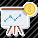 dartboard, presentation, board, chart, graph, growth, statistics