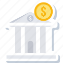 bank, financial, institution, finance, loan, stock, treasury