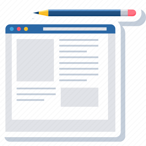 design, format, layout, page, paper, sheet, web icon