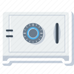 business, locker, money, office, protection, safe, security icon