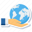 business, earth, global, globe, internet, save, world icon