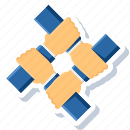 community, group, share, social, team, teamwork, together icon