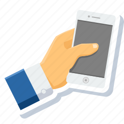 call, communication, contact, mobile, phone, smartphone, telephone icon