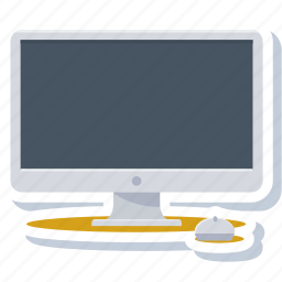 computer, desktop, hardware, laptop, monitor, pc, screen icon
