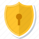 antivirus, firewall, guard, insurance, key, password, shield icon