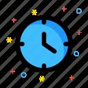 alarm, clock, time icon icon