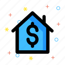 home, house icon icon