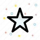 favorite, favourite, like, rating, star icon icon