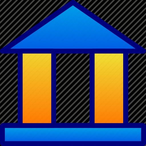 bank, deposit, money icon