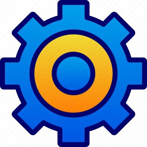 gear, rules, settings icon