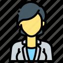 avatar, business, lady, woman