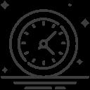 clock, optimization, time, time optimization icon icon