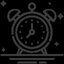 alaram, clock, profile, time icon