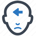 forward, idea, knowledge icon