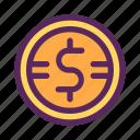 business, coin, finance, management, office