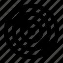 bullseye, business, management, target
