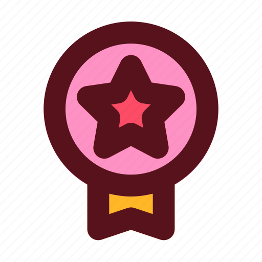 awards, badge, business, management, medal icon