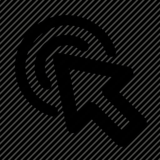 business, click, engagement, management, marketing icon